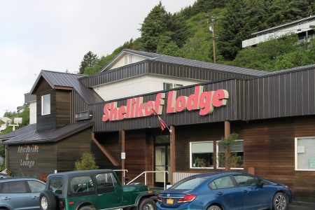 Shelikof Lodge Front